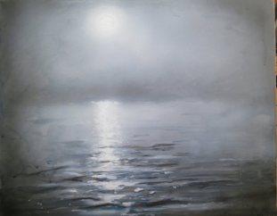 Mist at Sea 1