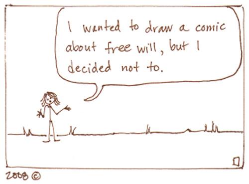 Free Will Joke 2