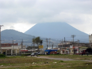 A Distant Volcano