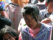 A Seeking Young Woman