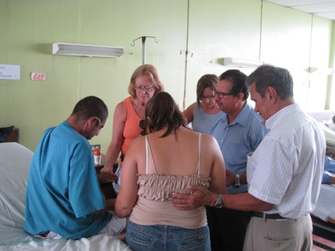 Hospital Prayer