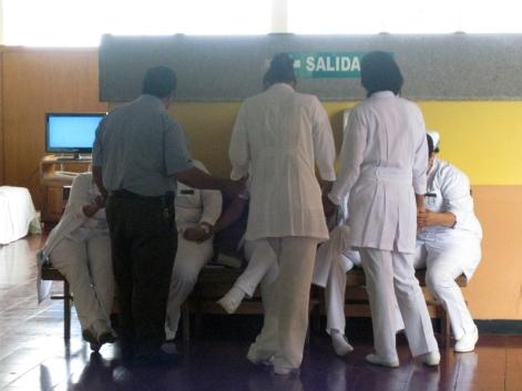 Prayer with Nurses