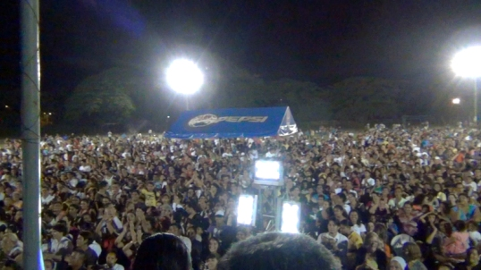 The Fiesta Crowd 2
