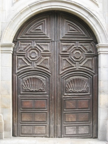 Santo Domingo Entry Doors