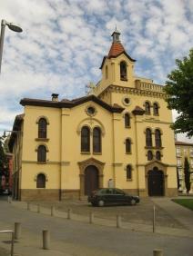 St. Fermin de Aldapa