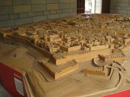 City Model - The Cathedral