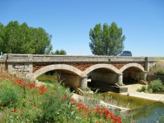 Bridge Near Villacazar