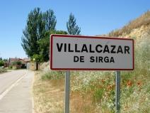 Villacazar Sign