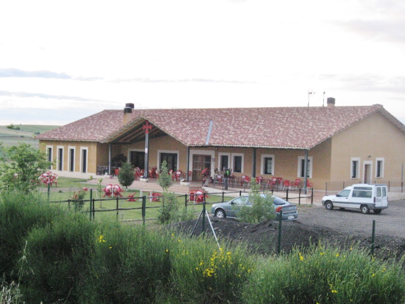 The Albergue de Templarios