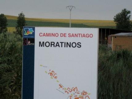 Moratinos Sign