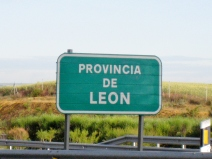 Into the Province of Leon