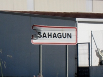 Sahagun Sign