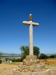 Cross of St. Toribio