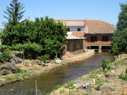 Entering Astorga