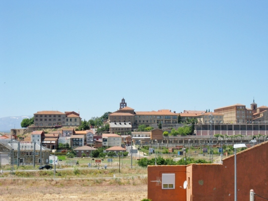 Astorga on a Hill