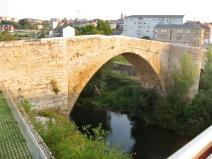 Puente (Bridge into Ponferrada)