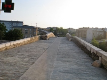Puente (Bridge into Ponferrada)