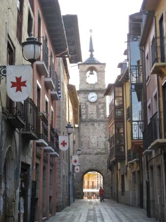Calle Reloj