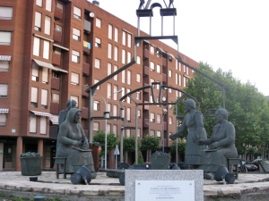 Round-about Sculpture