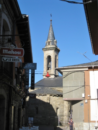 Iglesia in Cacabellos