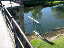 Rio Cua with Diving Board