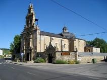 Municipal Albergue (Renovated Church)
