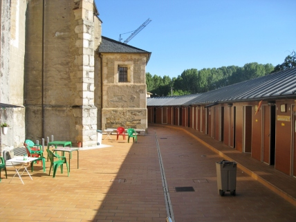 Municipal Albergue (Renovated Church)