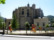 Colegiata de Santa María de Cluniaes