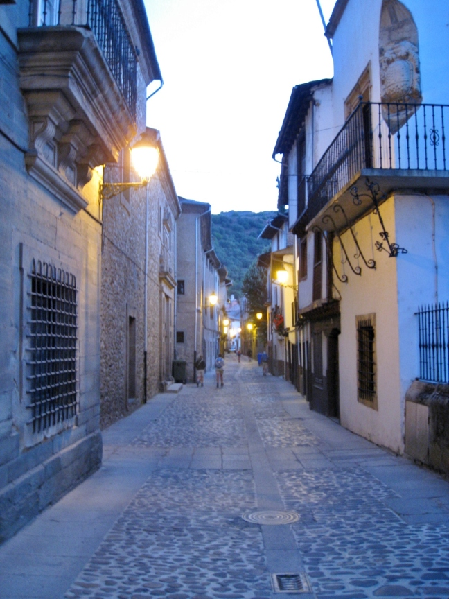 Early Morning in Villafranca del Bierzo