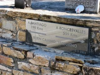 How Many Kilometers to Santiago?