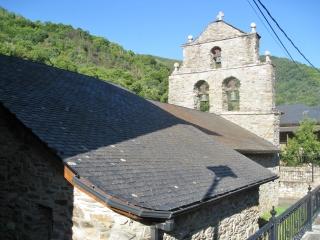Iglesia in La Portela