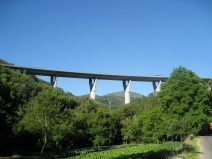 Highway Bypassing Vega de Valcarce