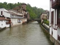 La Nive - Leaving St. Jean