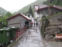 Through a Small Village
