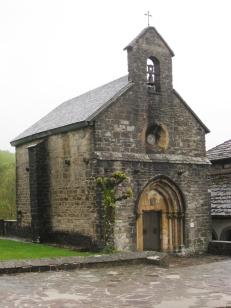 Iglesia de Roncesvalles