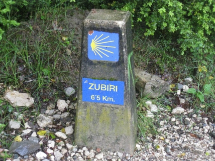 Marker for Zubiri
