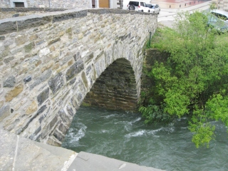 The Bridge into Zubiri
