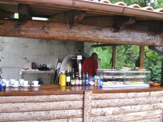 El Horno - Lunch Stop