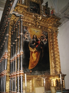 Church Interior Facades