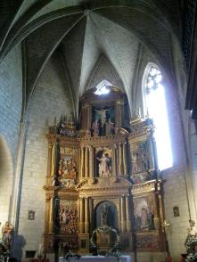 Iglesia De La Asuncion Interior