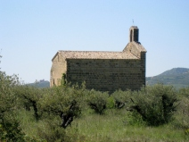 Ancient Monastery Building