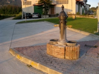 Pilfrim's Fountain