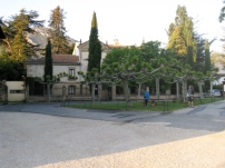 A Small Residential Plaza
