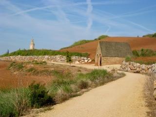 Ancient Pilgrim's Reservoir