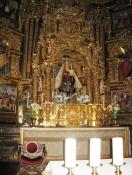 The Altar Facade & Tabernacle
