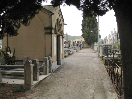 Outskirts Cemetery