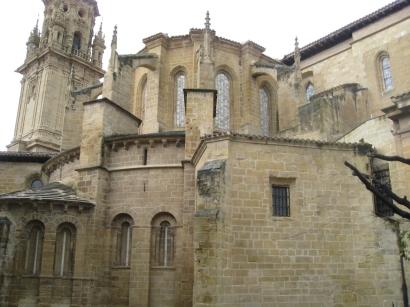 Cathedral de Santo Domino de la Calazda
