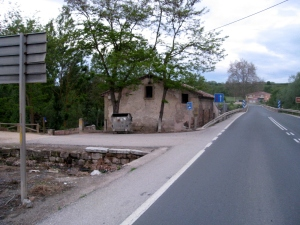 Leaving Belorado