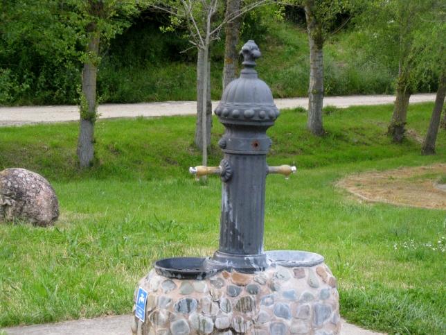 Plaza Fountain