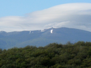 Snow on the Mountain